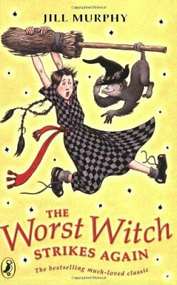 The Worst Witch Strikes Again,Jill Murphy- 9780140313482