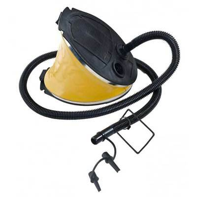 Trespass Newmatic Foot Pump Yellow , Bombas de aire Trespass , montaña