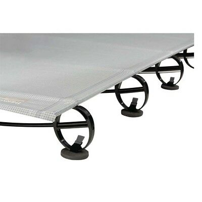 Therm-a-rest Cot Coasters 6 Pack Black , Equipamiento camping Therm-a-rest