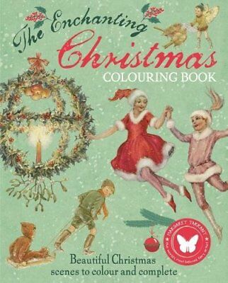 The Christmas Colouring Book (Colouring Books), Tarrant 9781784286484 New=#