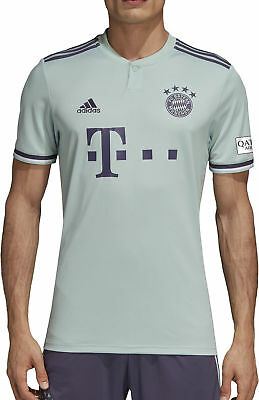 adidas FC Bayern Munich Away 2018/19 Mens Football Shirt