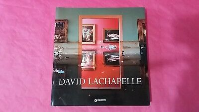 DAVID LACHAPELLE  libro arte fotografia / foto arte moderna book art photography