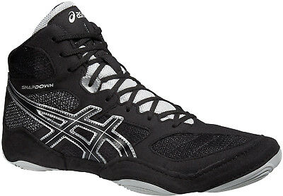 Asics Snapdown Mens Wrestling Shoes - Black