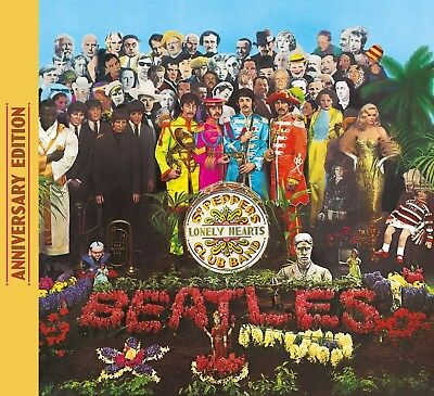 The Beatles - Sgt.pepper's Lonely Hearts Club Band (Anniversary Edition) Cd Neu