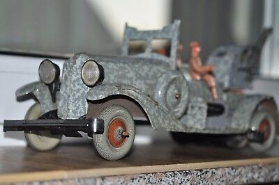 URALT ANTIQUE Charles Rossignol  PEUGEOT Abschlepp exellent condition from 1920