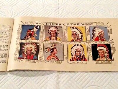1930's Rover Comic Give-aways..Album WORLD WONDERS ALBUM..& Full set 110 Sticker