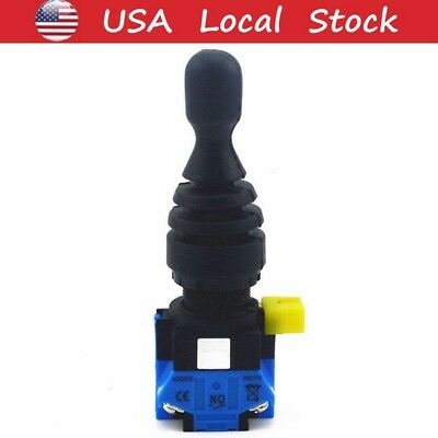 2NO Two Position Momentary Type Monolever Joystick Switch HKD-FW22