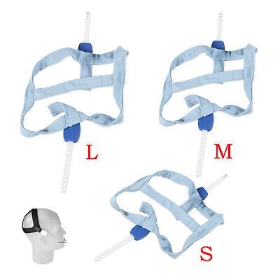 Dental Orthodontic High - Pull Headgear With Safety Modules 3sizes PSr