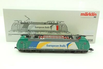 H0 - MÄRKLIN DIGITAL AC--36830...Rail4Chem 185 542-8...OVP    // 3 DD