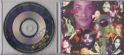 PRINCE The Most Beautiful Girl In The World 1994 2TR CD GERMANY NPG RECORDS RARE
