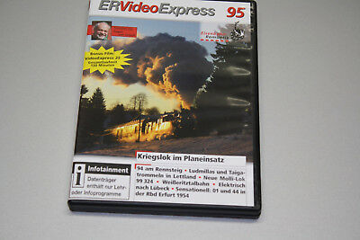 ER Video Express DVD Kriegsloks im Planeinsatz