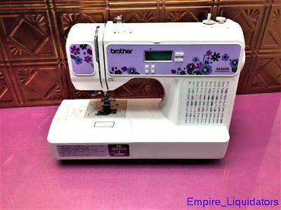 BROTHER JX40 FULL Size 40Stitch Sewing Machine FOR PARTS Or Mesmerizing Brother Jx2517 Sewing Machine Parts