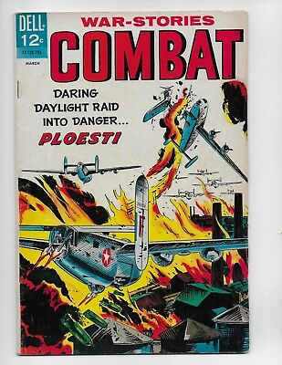 Combat 23 - Vg/f 5.0 - World War Two Stories - Battling Nazis (1967)
