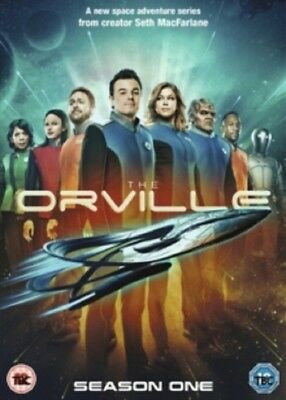 The Orville Season 1 Series One First  New DVD Box Set R4 IN STOCK NOW