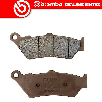 Pastiglie Freno Brembo Genuine Sinter Posteriori BMW R 1200 GS Exclusive 2017 >