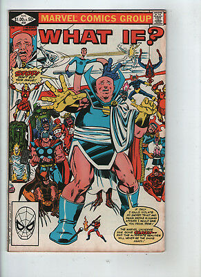 WHAT IF # 34 - HUMOUR ISSUE - 2 PAGES FRED HEMBECK ART ( 1st SERIES -  ND 1982 )