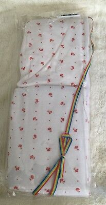 Mothercare x2  fitted jersey sheets to fit a cot bed NEW
