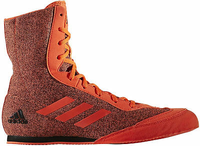 adidas Box Hog Plus Mens Boxing Shoes - Orange