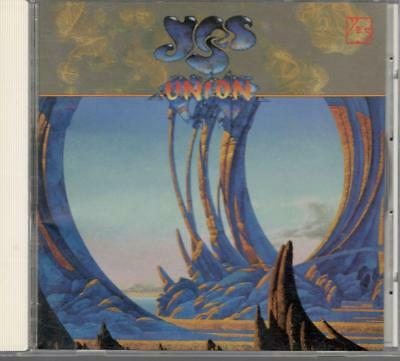 Yes: Union, 15 Track Japanese CD