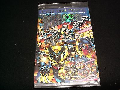 Wizard°X-Men Turn Thirty<>Sealed<>Collector's Edition~1963-1993 Anniversary