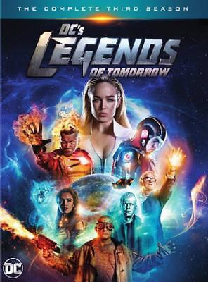 Dc's Legends Of Tomorrow: The Complete Third Season Used - Very Good Dvd
