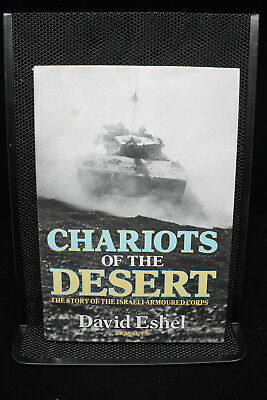 Israel US Chariots Of The Desert Israeli Armoured Corps Reference Book