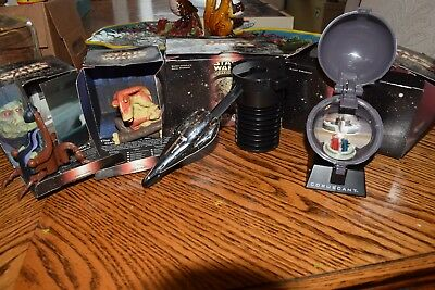 Star Wars Episode 1  KFC, Pizza Hut, Taco Bell kids meal toys Lot of 4