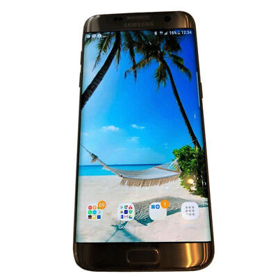 Factory Unlocked Samsung Galaxy S7 EDGE LTE GSM Android Smartphone AT&T T-Mobile