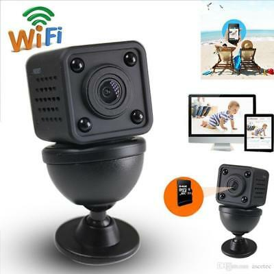 Mini Telecamera Nascosta Spy Cam Camera Spia Wifi  Sorveglianza Full Hd