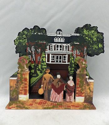 Shelia's Collectibles - Butler's Atlanta Mansion - Gone with the Wind - # GWW09