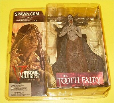 McFarlane Toys Movie Maniacs - The Tooth Fairy (Serie 5)