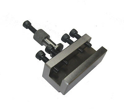 Rdgtools Myford T37 Quickchange Toolpost Holder To Fit 12Mm Tool For Myford