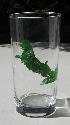 Australian Terrier Collectable Glass Rvatc