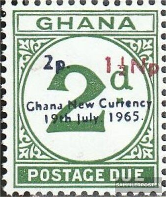 Ghana P16 (complete.issue.) unmounted mint / never hinged 1968 Postage stamps