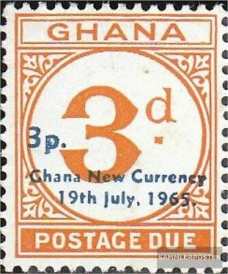 Ghana P13b unmounted mint / never hinged 1965 Postage stamps
