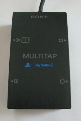 Playstation 2 PS2 Multitap Multiplayer Adapter Sony Official SCPH-10090 Slim