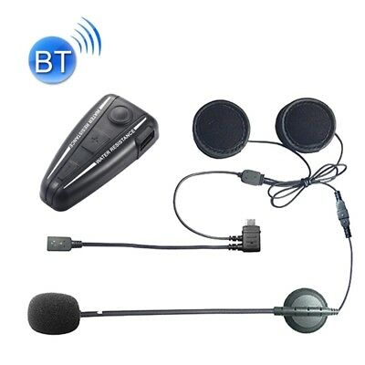 Talkie walkie Moto pour le casque distance d'interphone 500m Casques sim -