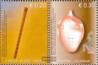 kosovo (UN-Administration) 20-21 (complete.issue.) fine used / cancelled 2004 Ho
