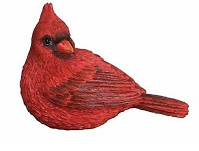 Small Resin SONGBIRD Figurine--CARDINAL--from Carson Home Accents