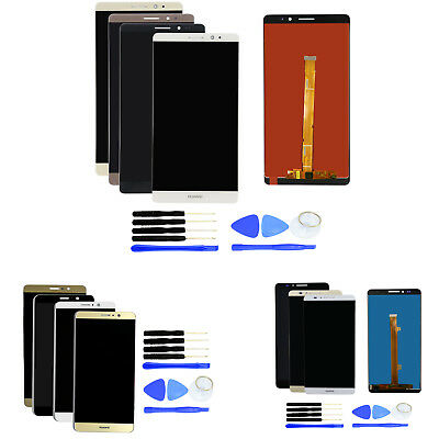 LCD Screen Display+Digitizer Touch Assembly+Tools For HUAWEI MATE7 MATE8 MATE9
