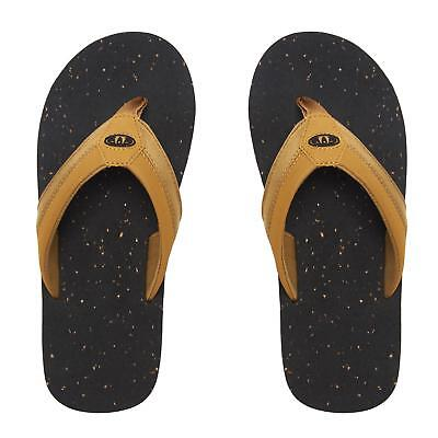 Animal Mens HUXLEY FLIP FLOPS FM8SN008002