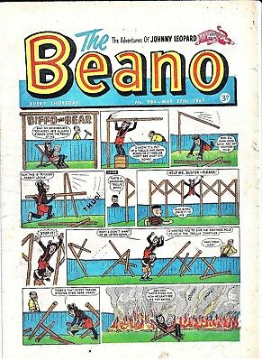 BEANO  # 984 May 27th 1961 issue the comic