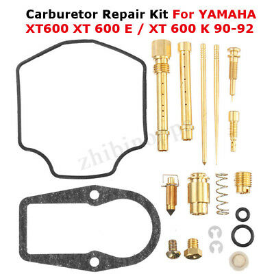CARBURETOR CARB REPAIR REBUILD KIT For YAMAHA XT600 XT 600 E / XT 600 K 90-92
