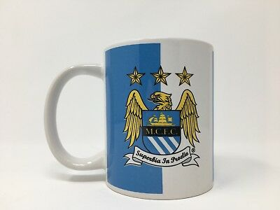 Manchester City Mug Official Gift Xmas Present Collectable Fathers Day Christmas