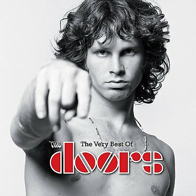 The Doors ( New Sealed Cd ) Very Best Of / Greatest Hits Collection (40Th Ann)