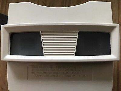 VIEW-MASTER STEREO VIEWER, MODEL G, BOXED, Manufactured by Sawyer's in Belgium