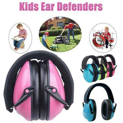 Ear Defenders Ear Muff for Children Autism Hearing Protection Noise Reduction