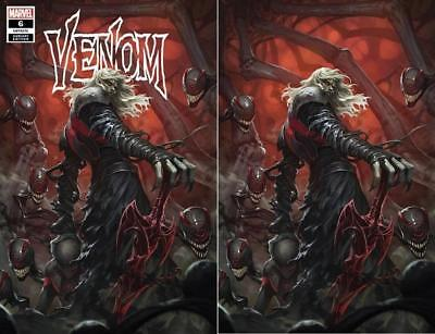 Venom #6 Skan Srisuwan Variant Trade/Virgin Set Limited To 600 Sets Nm