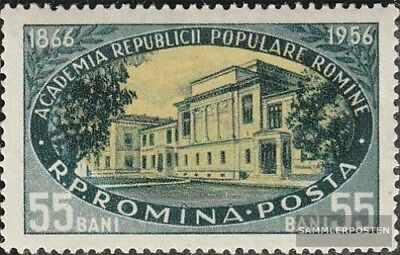 Romania 1582 (complete.issue.) unmounted mint / never hinged 1956 Romanian Acade