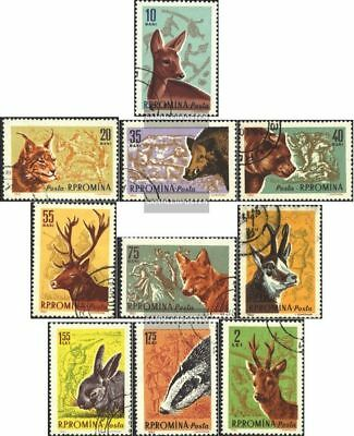 Romania 1981-1990 (complete.issue.) unmounted mint / never hinged 1961 Hunting